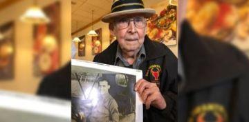 'Luckiest Man Alive': Donations Help World War II Veteran Attend D-Day Commemoration