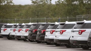 Ford recalling 1.2 million Explorers over suspension issue