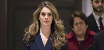 White House directs Hope Hicks and Annie Donaldson to withhold documents from House Democrats