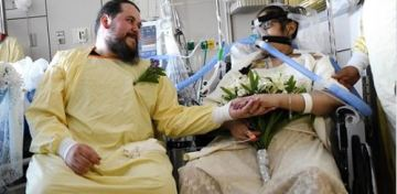 Couple Ties the Knot in Hospital Days Before Woman Dies