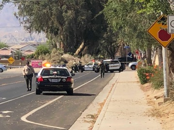 Police Investigate Shots Fired in Coachella