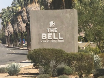 Taco Bell Hotel Set to Open this Week in Palm Springs