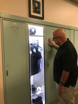 PSPD Officers Keep Promise to Never Forget