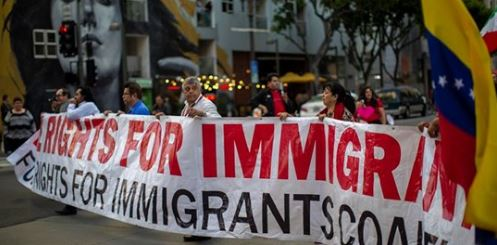Almost three-quarters of Americans want undocumented immigrants to be able to legally stay in the US