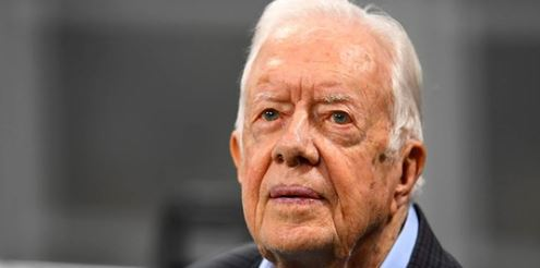 Jimmy Carter, the oldest living former U.S. president, is 95 today