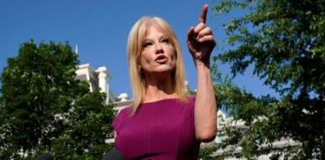 Government watchdog calls for Kellyanne Conway to be removed from office for violating the Hatch Act