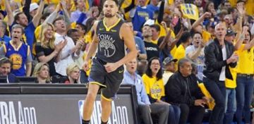 Klay Thompson Will Re-sign With Warriors, 'no Question' His Father Says