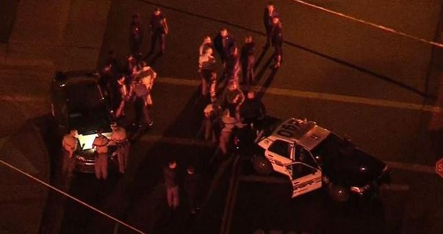 Deputy Wounded, Suspect Killed in Exchange of Gunfire in Lake Hills