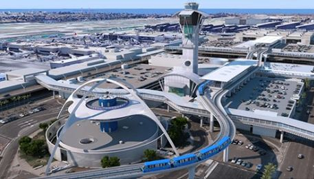New Trains at LAX to Reduce Traffic in Terminals