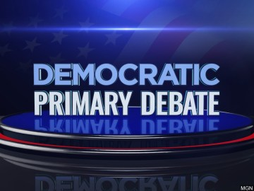 Both Sides of the Desert Weigh in on First Democratic Presidential Debate