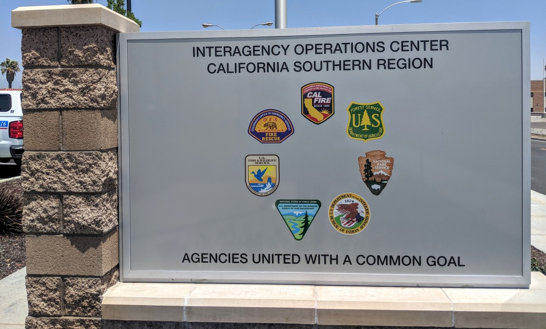 Interagency Emergency Operations Center Opens Close to Home