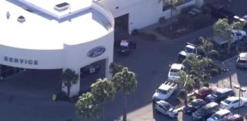 Three Dead in Shooting at Northern California Ford Dealership: PD