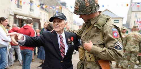 For 75th anniversary of D-Day, North Carolina students made veterans' trip to France possible