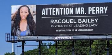 NY Woman's Billboard Gets Tyler Perry's Attention in All the Wrong Ways