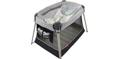 Fisher-Price Recalls 71,000 Inclined Infant Sleepers