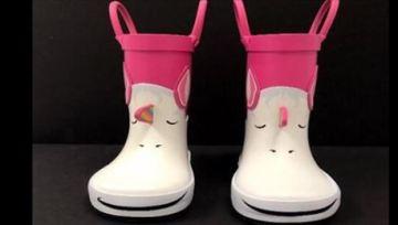Toddler Rainboots Recalled by Target Over Choking Hazard