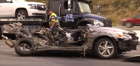 Man Accused of Causing Pileup on I-15 that Killed Woman Charged with Murder