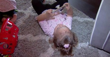 Tech-Savvy San Diego Toddler Accidentally Buys $430 Couch While Playing With Mom's Phone