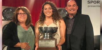 UCLA Softball Player Named Collegiate Woman Athlete of the Year