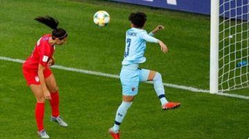Women's World Cup: US Trounces Thailand 13-0