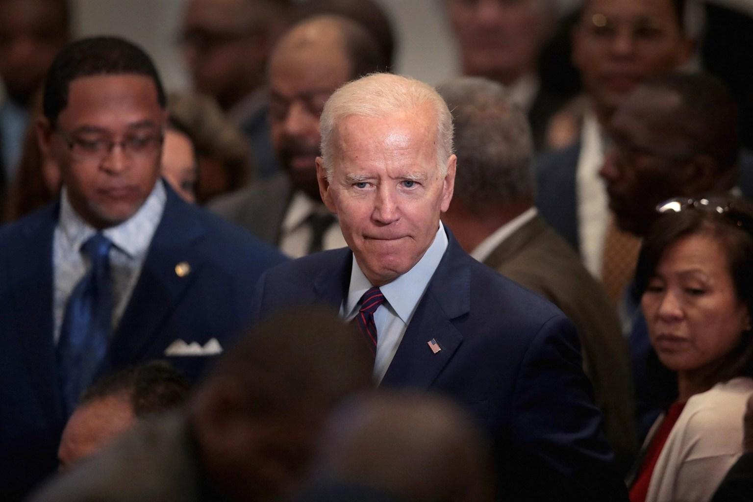 "Biden: ""I Wasn't Ready For Kamala Harris To Attack Me That Way"""