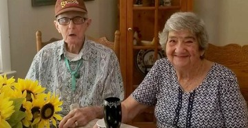 Georgia couple married for 71 years die exactly 12 hours apart