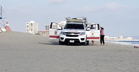 Lifeguard Runs Over 4-Year-Old Girl at SoCal Beach
