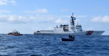 Coast Guard Captures Submarine Carrying 17,000 Pounds of Cocaine