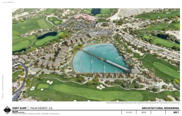 Surf Wave Pool Coming to Palm Desert