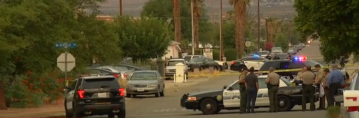 Officer-Involved Shooting Erupts During Desert Hot Springs Traffic Stop