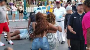 Las Vegas Man Gets 6 Months for Viral Disneyland Fight