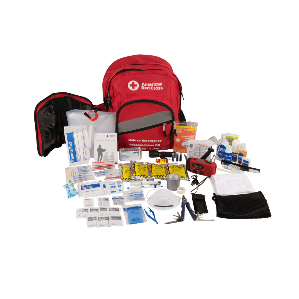 Allstate and American Red Cross Team Up to Offer Free Disaster Kits