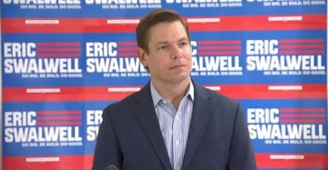 Eric Swalwell Drops Out of 2020 Presidential Race