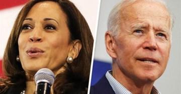 Joe Biden, Kamala Harris in virtual tie for Democratic nomination, new poll shows
