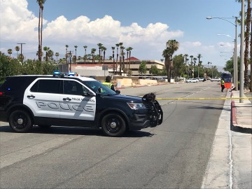 Pedestrian Struck, Killed by Bus in Palm Springs ID'd