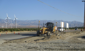 New Lanes to be Added to N. Indian Canyon Drive
