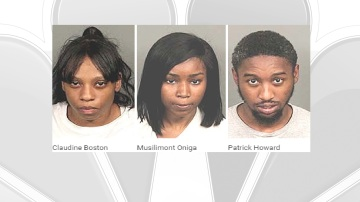 Three Arrested for Credit Card Fraud in La Quinta