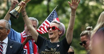 Megan Rapinoe: 'We Have to Be Better'