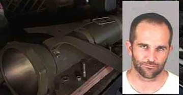 Weapon Used to Destroy Tanks Found in Menifee Home During Weapons Arrest