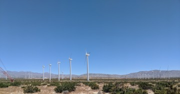Wind Turbines Gain Local Interest