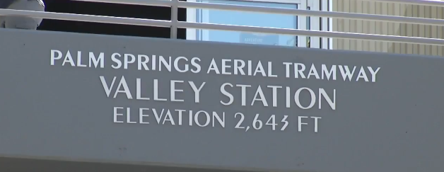 Palm Springs Aerial Tramway Closed Due to Coronavirus