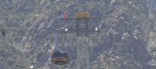 Palm Springs Aerial Tramway May Reopen By Labor Day