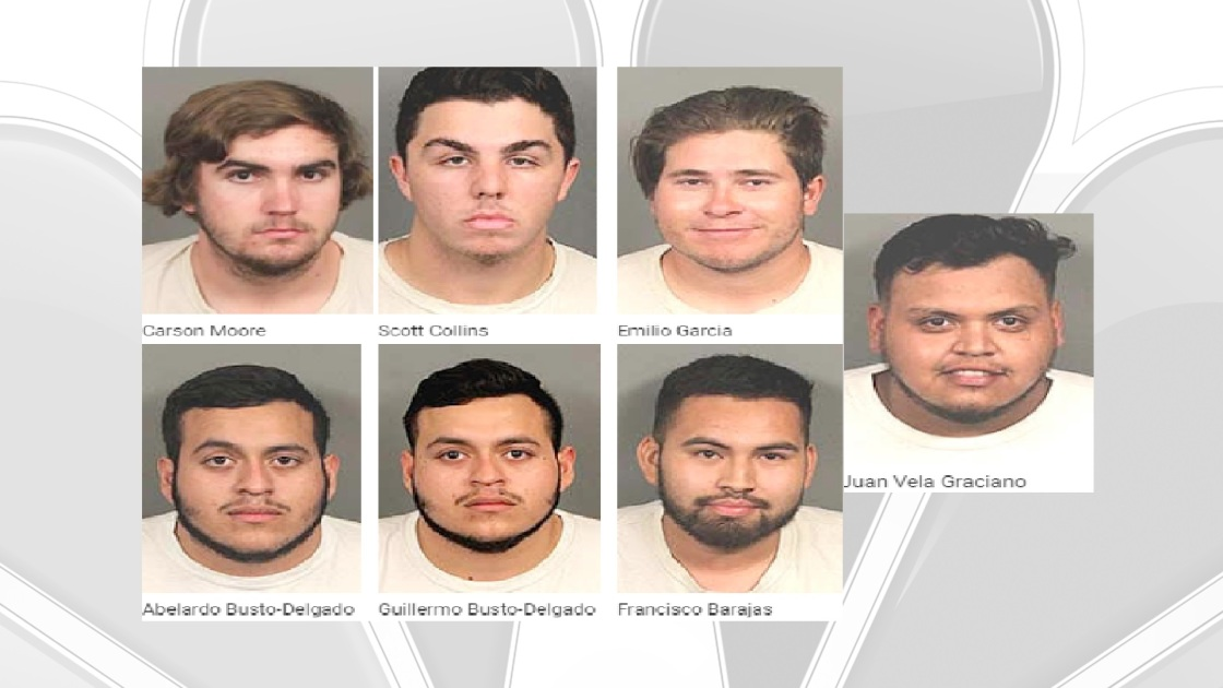 Seven Arrested In Connection To Illegal Street Race In Coachella