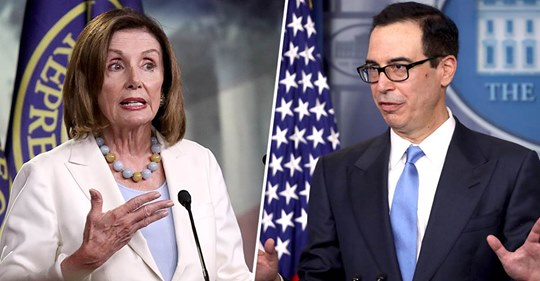 White House, congressional leaders reach budget, debt ceiling deal
