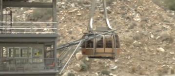 Palm Springs Aerial Tramway reopens February 18