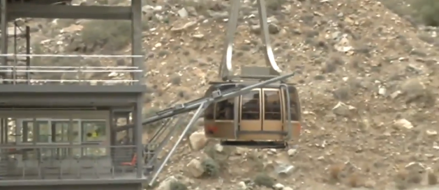 Palm Springs Aerial Tramway now reopened