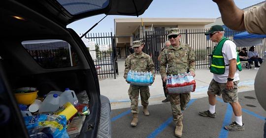 Quakes Push Californians to Prepare for the Next Big Jolt