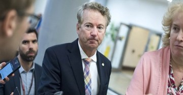 Rand Paul offers to buy Omar a ticket to Somalia so 'she might come back and appreciate America more'
