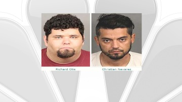 Two Arrested For Scores Of Mail Thefts, Vehicle Burglaries