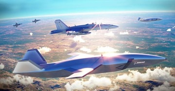Robotic fighter jets could soon join military pilots on combat missions